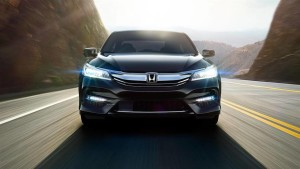 2016 Honda Accord hill
