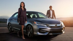2016 Honda Accord drivers