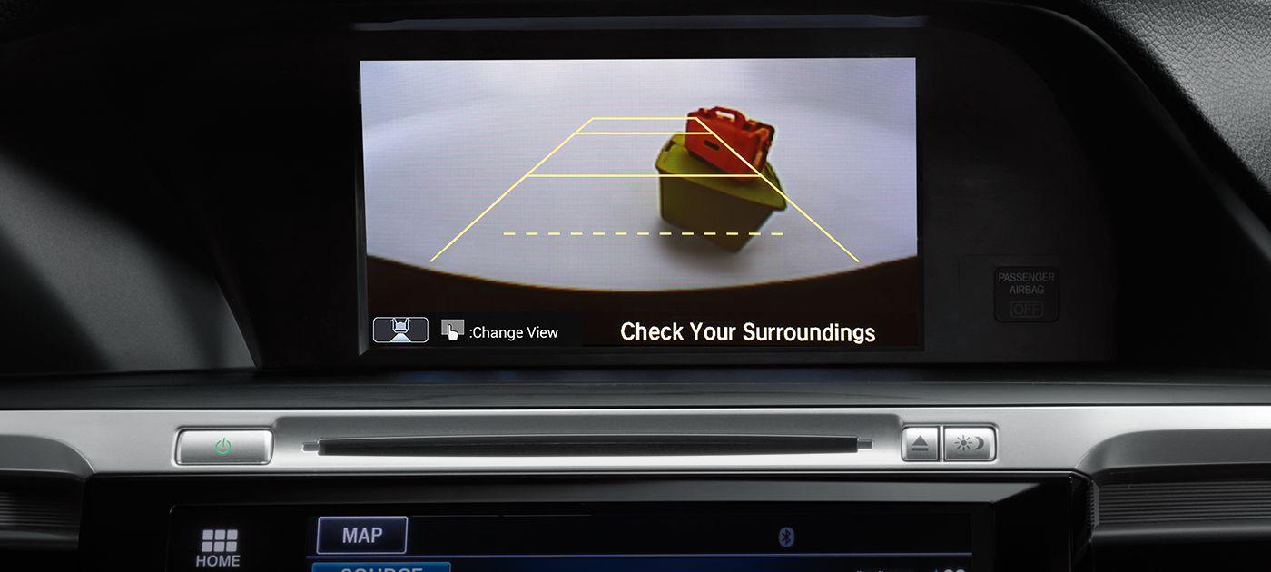 2017 Honda Accord Coupe Camera