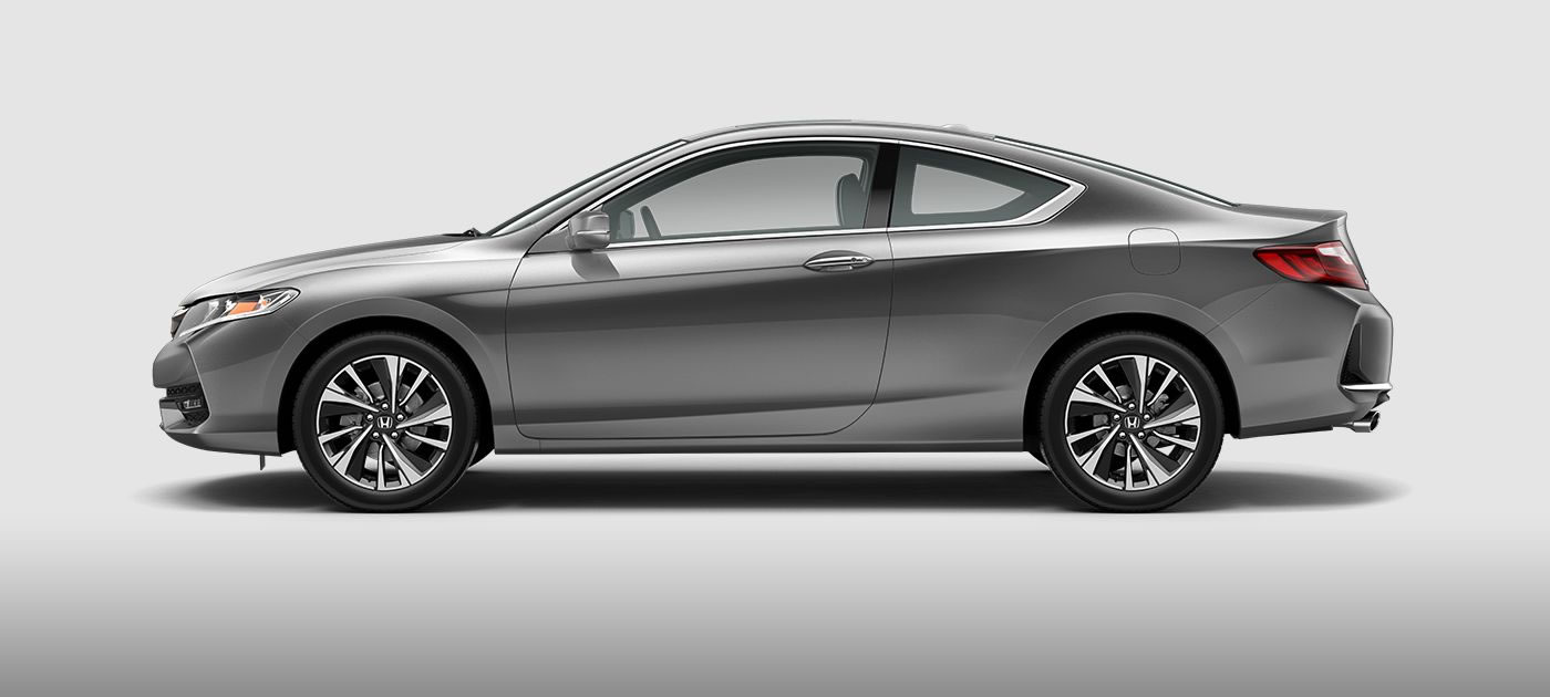 2017 Honda Accord Coupe side