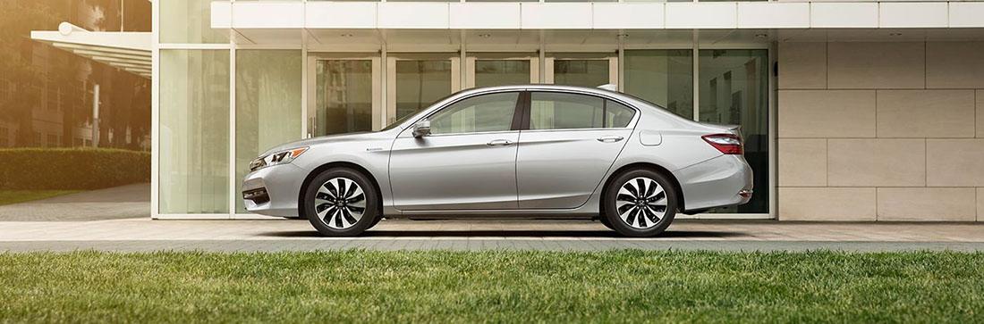 2017 Honda Accord Hybrid Silver