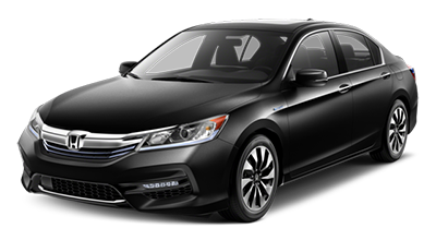 2017 Honda Accord Hybrid Black
