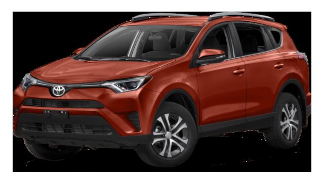 2016 Toyota Rav4 Red