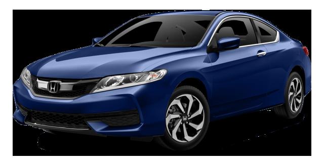 2017 Honda Accord Coupe Blue