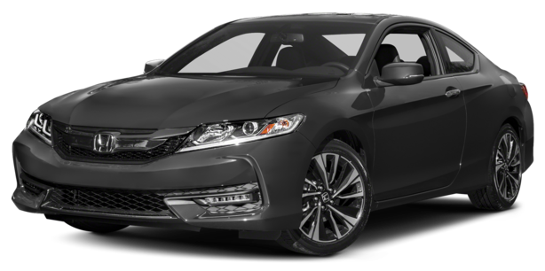 2017 Honda Accord Coupe Black
