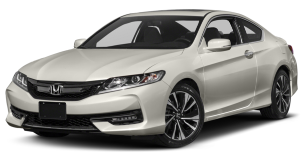 2017 Honda Accord Coupe White