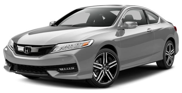 2017 Honda Accord Coupe Silver