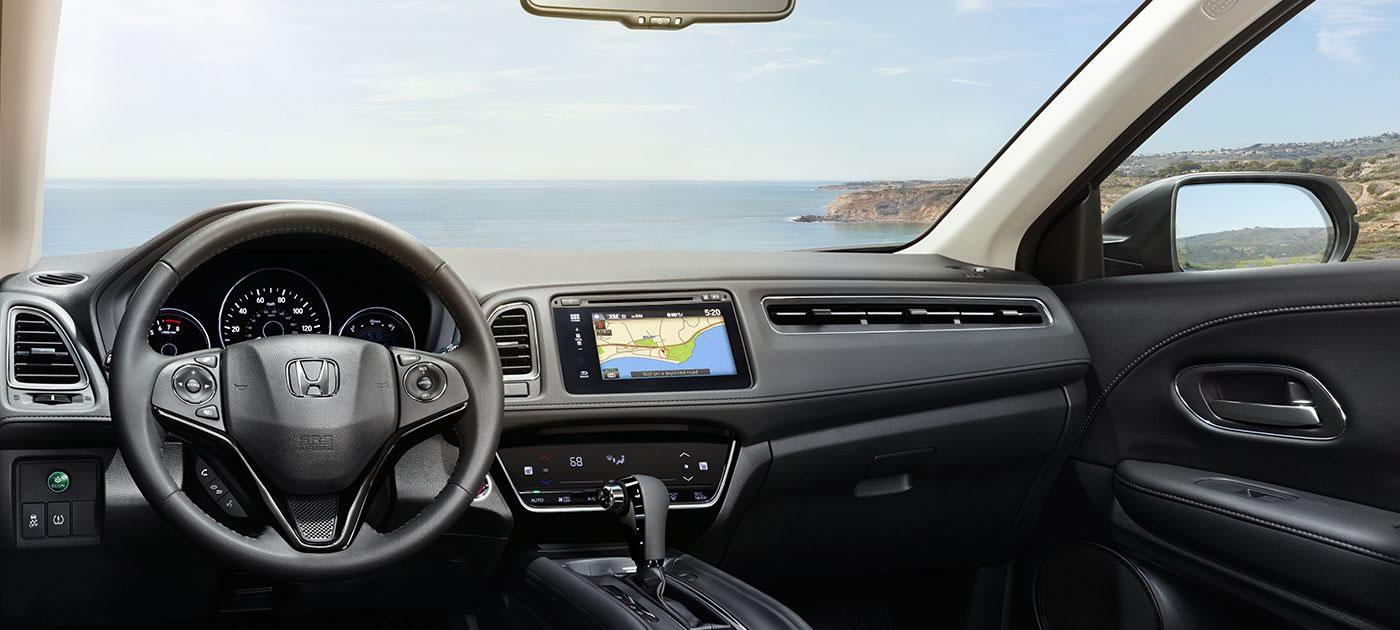 2017 Honda HR-V Dash