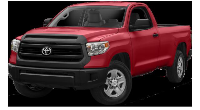 2017 Toyota Tundra Red