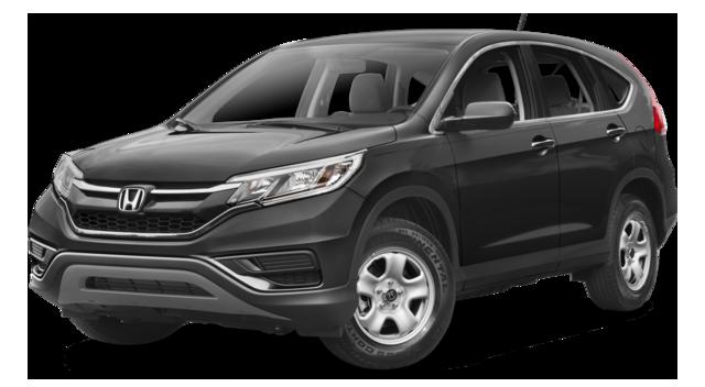 2016 Honda CRV Black