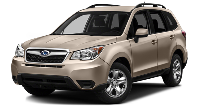 2016 Subaru Forester Tan