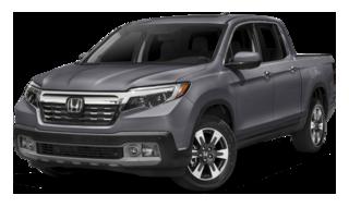 2017 Honda Ridgeline Silver