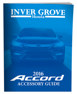 2016 Accord Accessory Guide