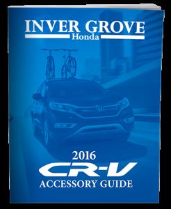 2016 CR-V Accessory Guide