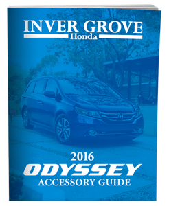 2016 Odyssey Accessory Guide