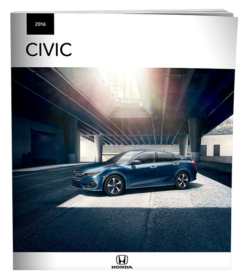 2016 Civic Accessory Guide