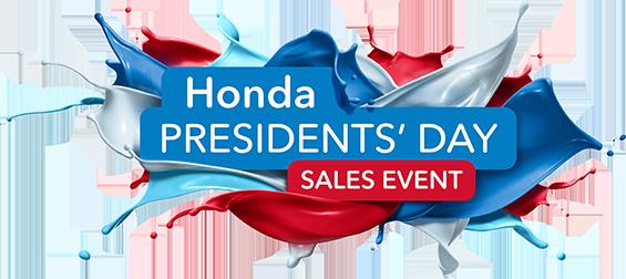 honda presidents 39 day sales event inver grove honda. Black Bedroom Furniture Sets. Home Design Ideas