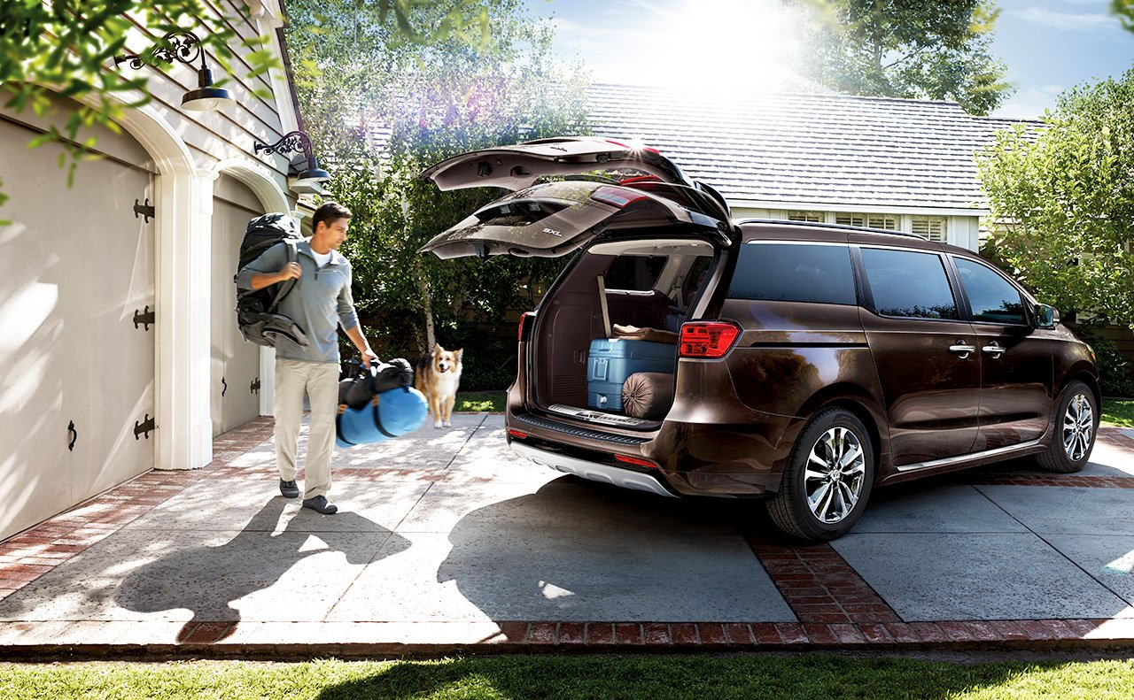 Kia Sedona Dash Get The Comfortable All New For Your Family Today 2016