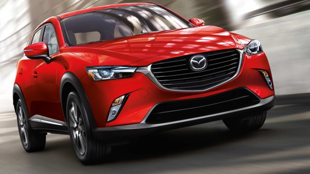 mazda lease near woodbridge 2017 mazda cx3