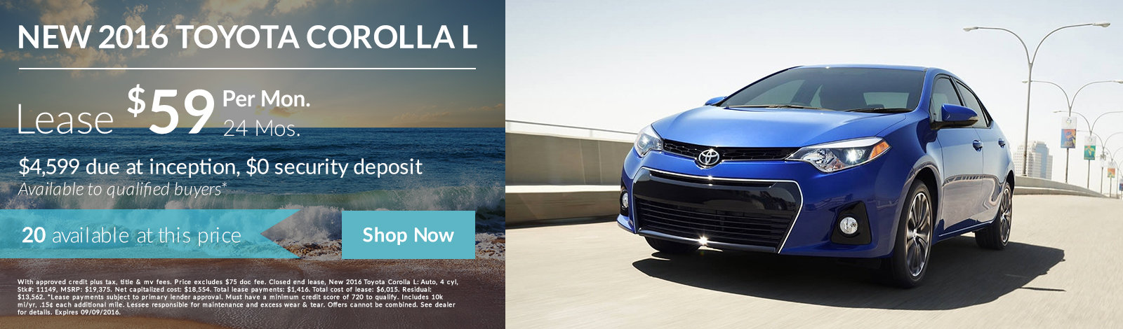 toyota dealership near nyc lease specials corolla