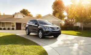 The Adventurous 2015 Rav4
