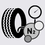 nitrogen tire fill