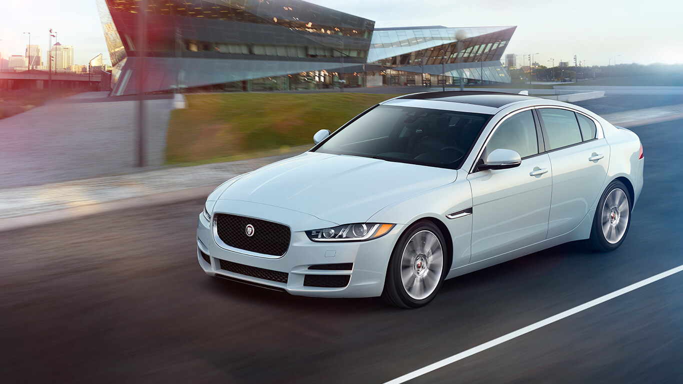 2017 Jaguar XE Gallery