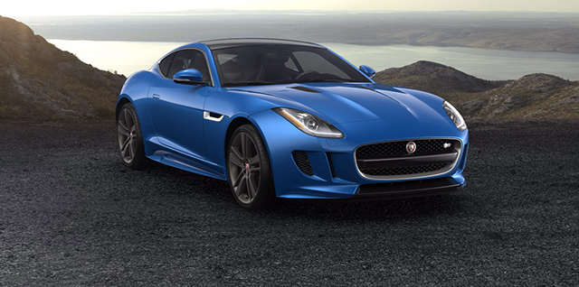 2017 Jaguar F-TYPE British Design Edition