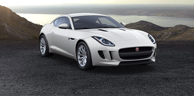 2017 Jaguar F-TYPE Coupe Base