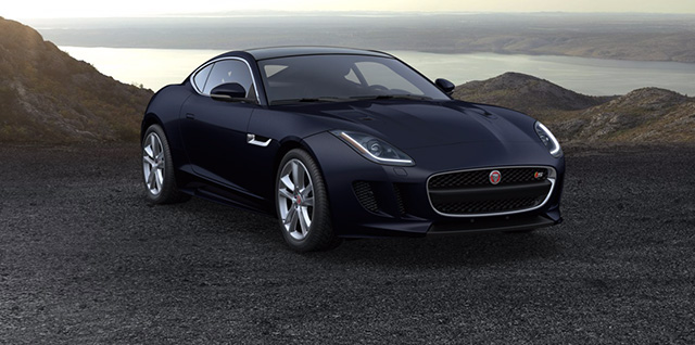 2017 Jaguar F-TYPE S AWD