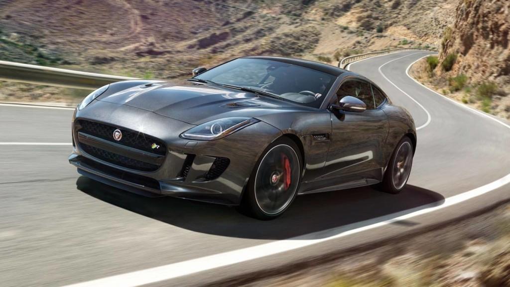 2017 Jaguar F-TYPE Safety