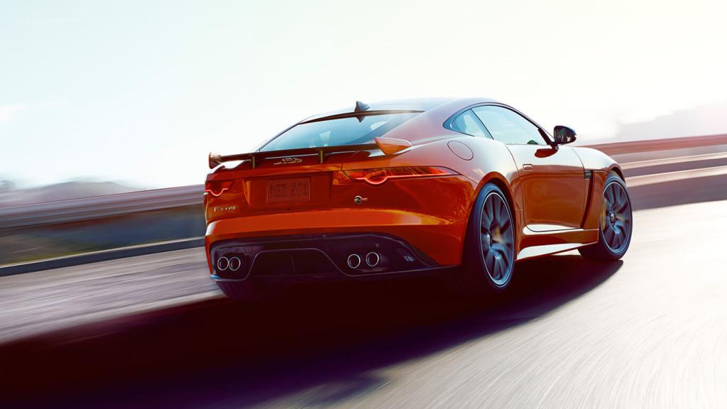 2017 Jaguar F-TYPE trims