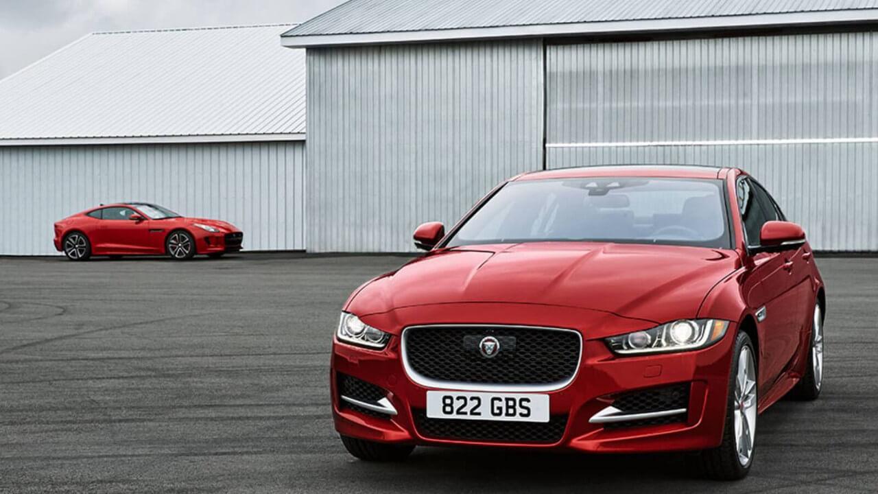 2017 Jaguar XE Diesel