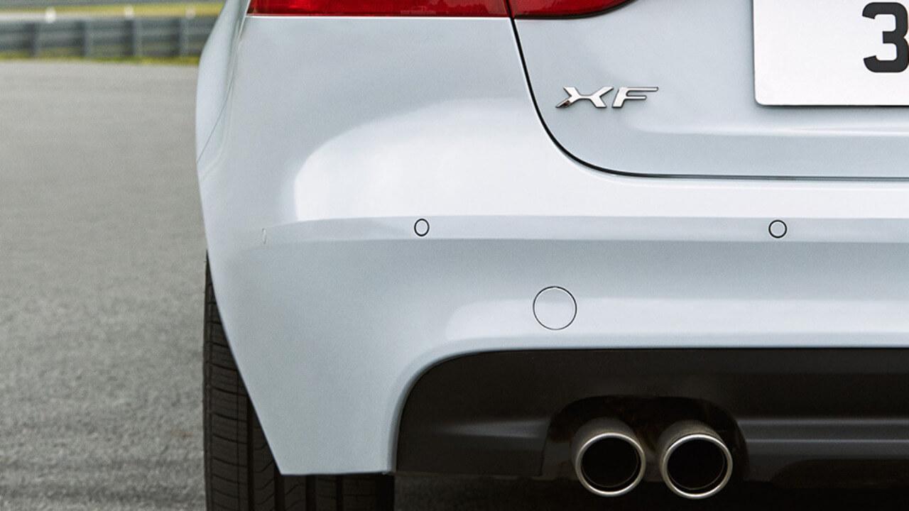 2017 Jaguar XF Diesel exhaust