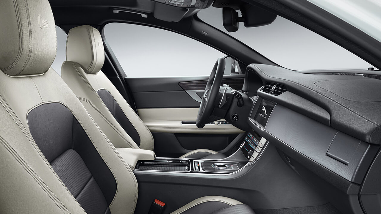 jaguar car 2017 interior - photo #49