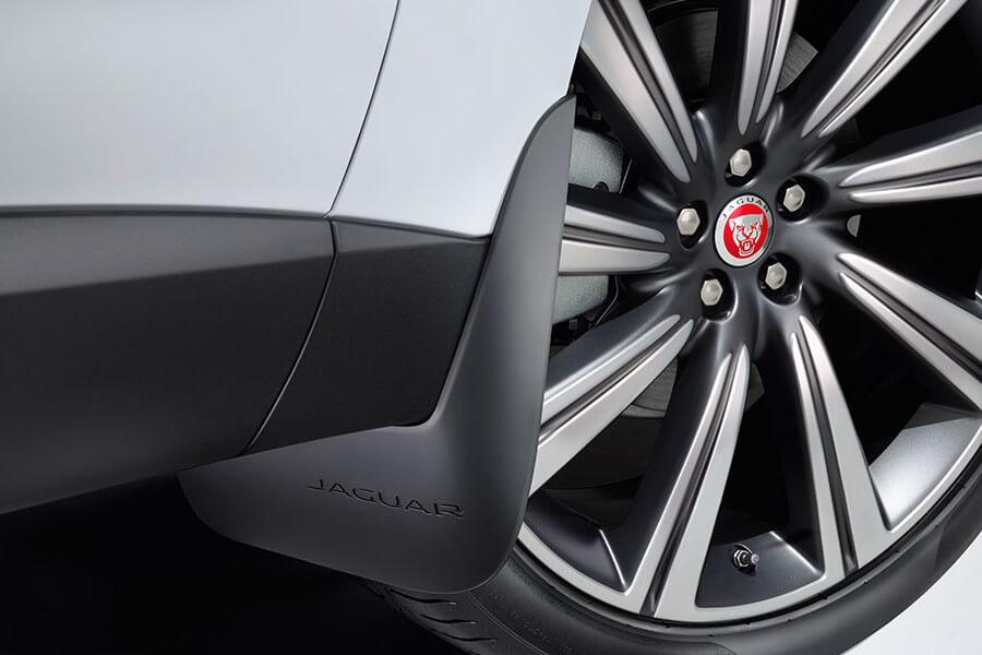 2017 Jaguar F-PACE Diesel wheel