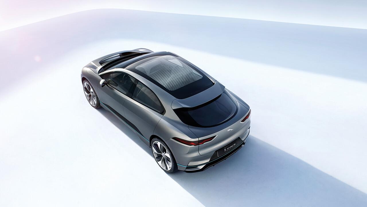 Jaguar I-PACE exterior