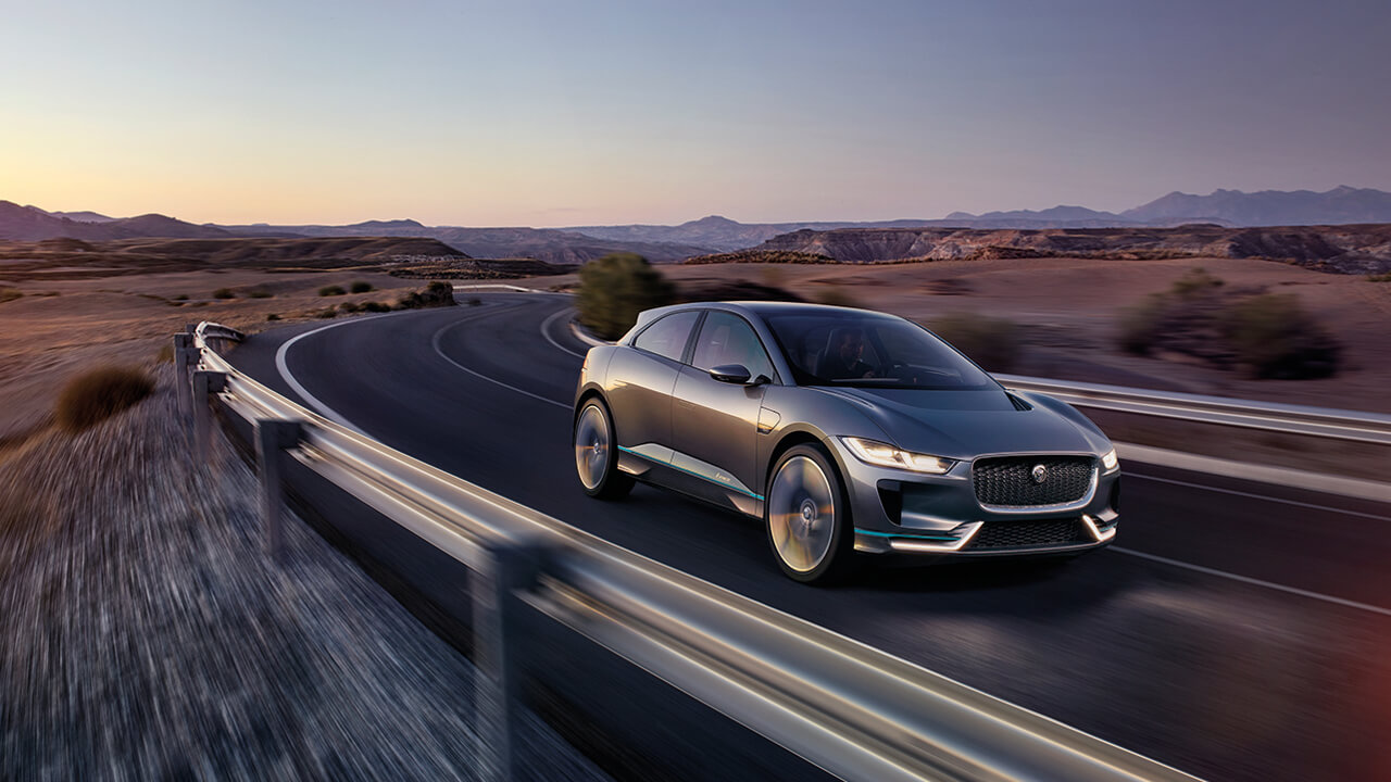 Jaguar I-PACE performance