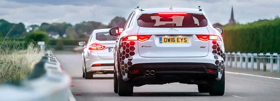 Autonomous Testing for Jaguar's