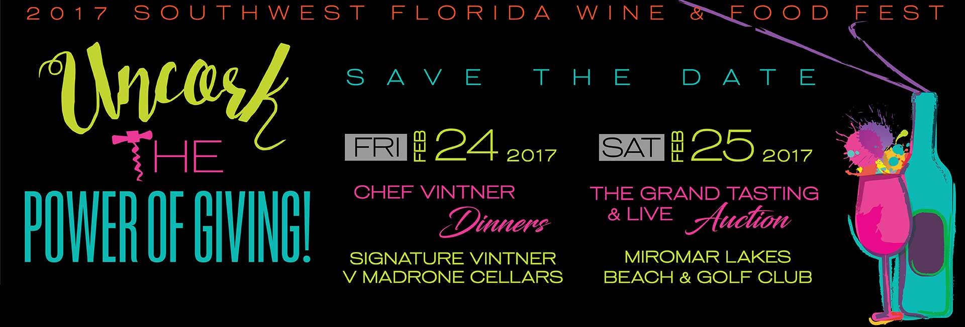 Wine & Food Fest Details