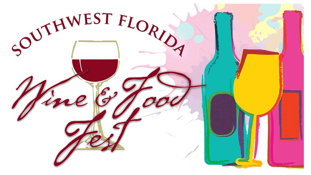 2017 Southwest Florida Wine & Food Fest logo