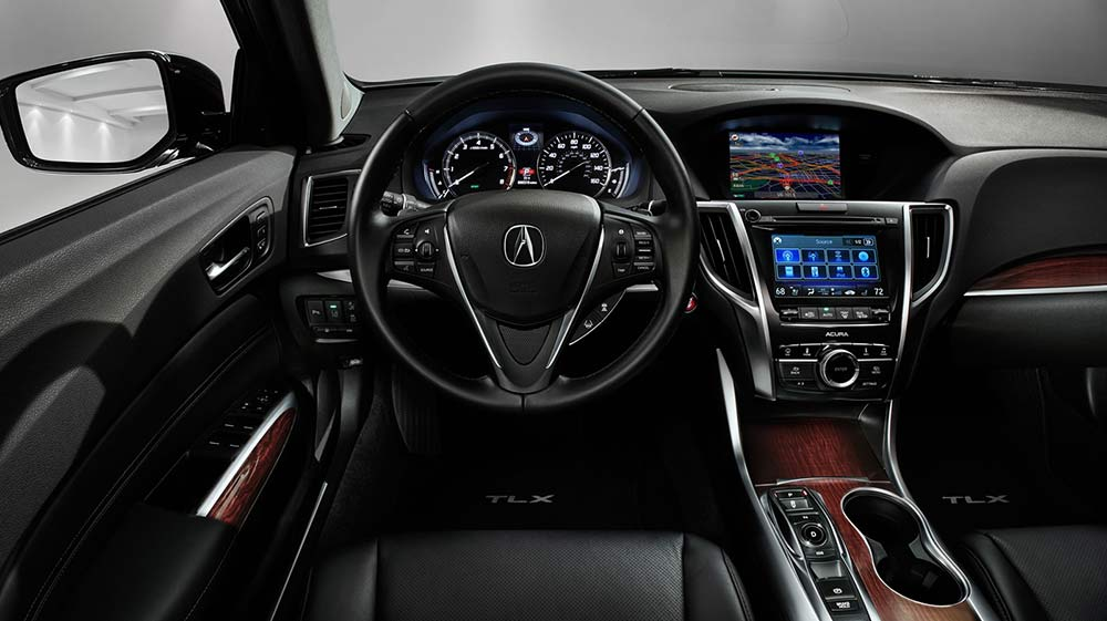 TLX Advance Package