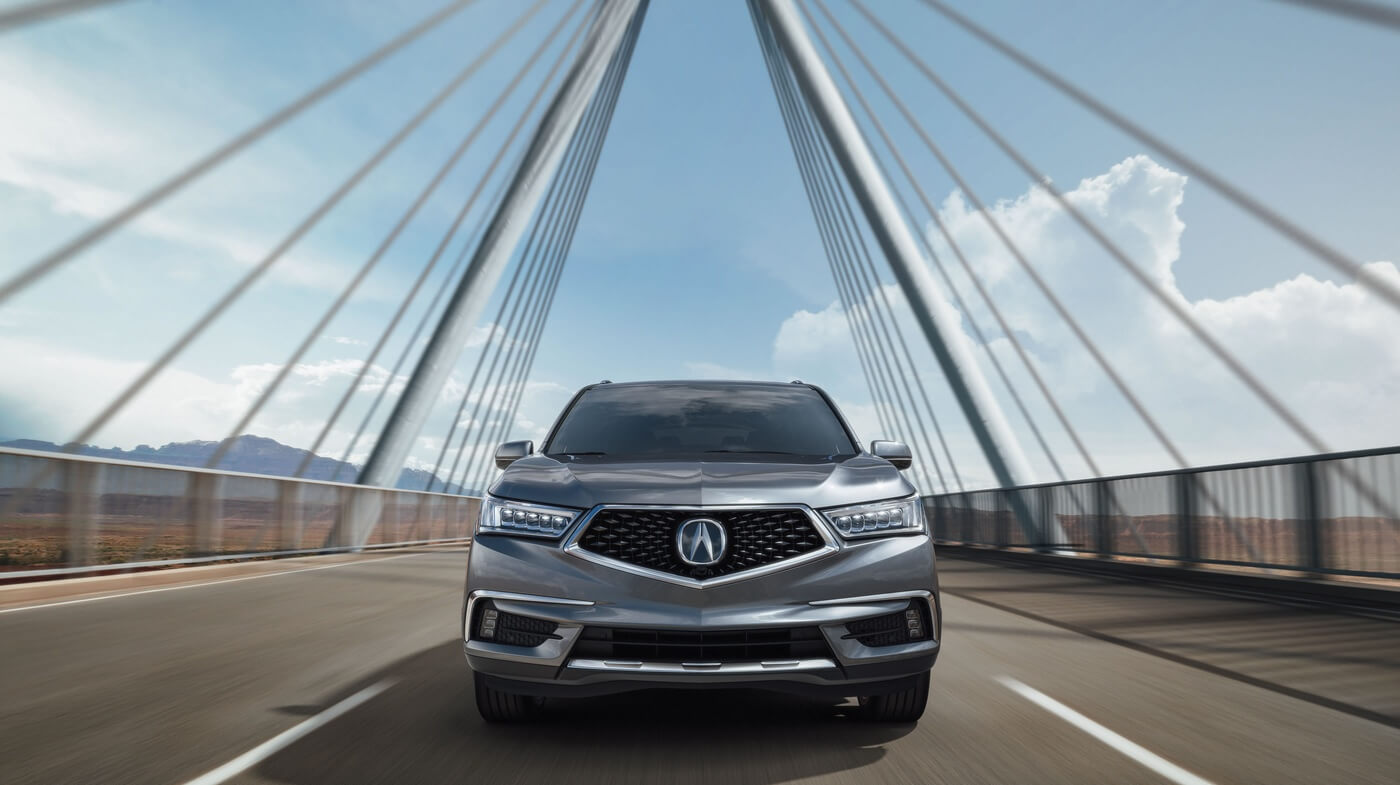 2017 Acura MDX Bridge