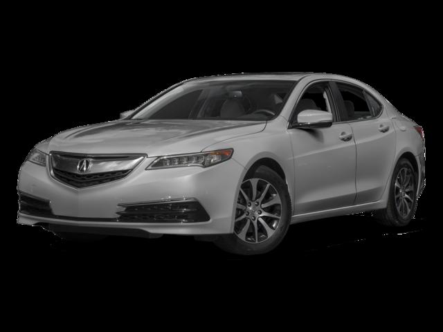 2017 Acura TLX silver