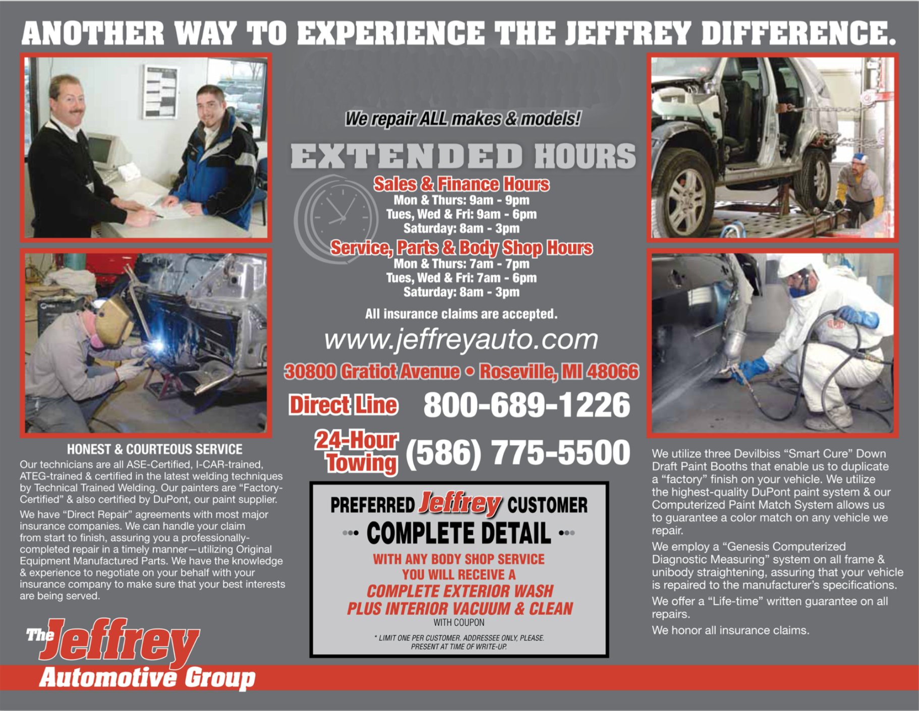 Jeffrey Auto Body