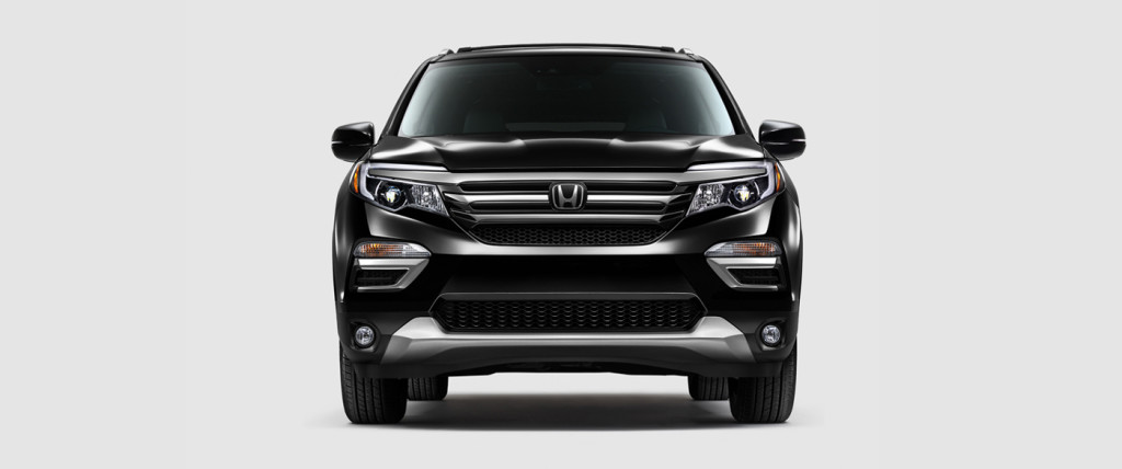 2017 Honda Pilot trims