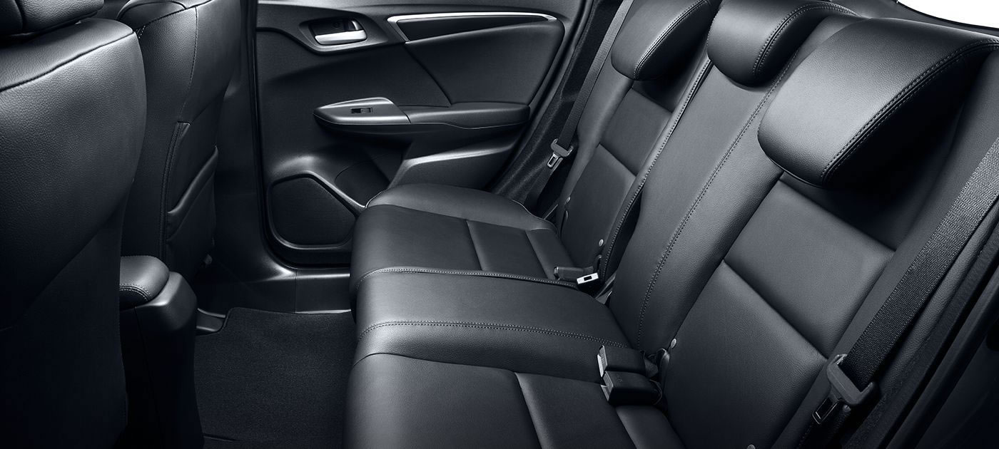 2017 Honda Fit Interior