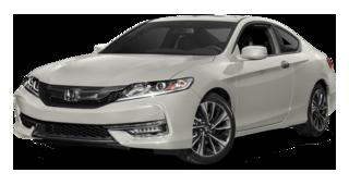 2017 Honda Accord Coupe White