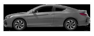 2017 Honda Accord Coupe Silver