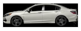 2017 Honda Accord Sedan White